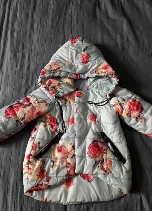 Весенняя куртка, курточка