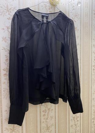 Блузочка натуральная ткань