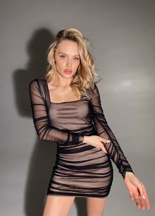 Платье не zara