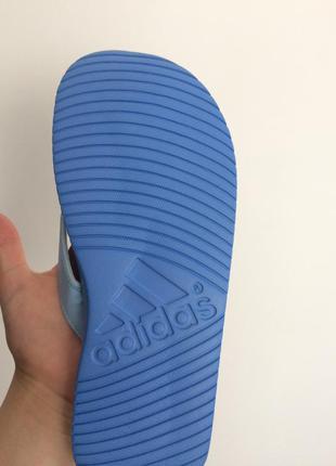 Шлепанцы вьетнамки adidas