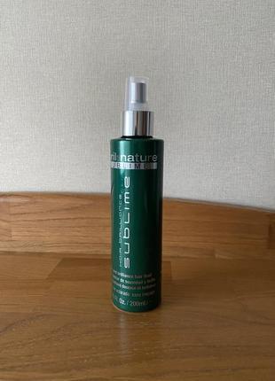 Финиш-спрей для волос abril et nature hyaluronic spray sublime