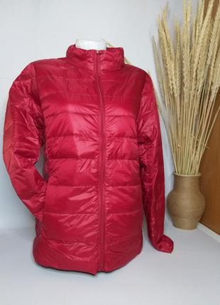 Женская курточка пух