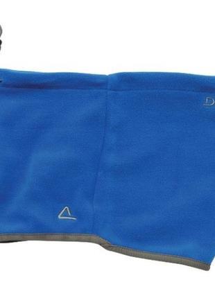 Баф флисовый синий с резинкой дэар туби шарф синий снуд баф флісовий синій dare2b🇨🇳