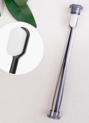 Щетка зубная wanmao для беременных, ультрамягкая, мягкая зубная щетка черная прямая