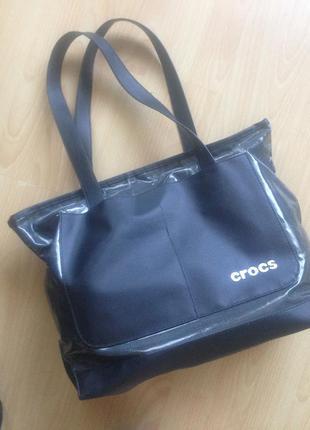 Спортивна сумка crocs оригинал!