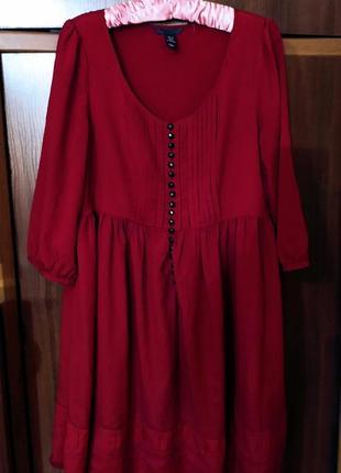 Новое женское платье миди