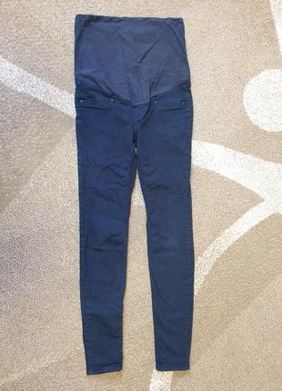 Женские джинсы скини для беременных h&m mama р-р xs-s