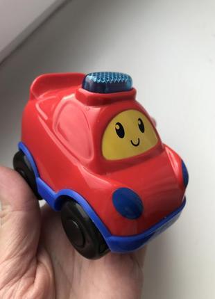 Музыкальная игрушка машина