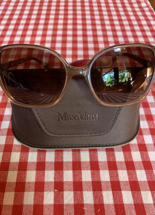 Max mara солнцезащитные очки