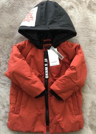 Новая! демисезонная куртка