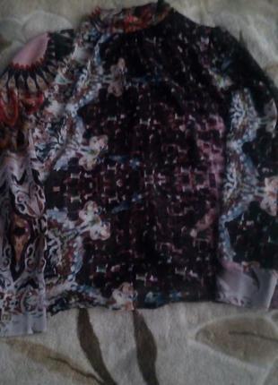 Блуза красивой расцветки