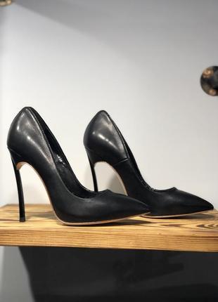Туфли кожаные1 фото