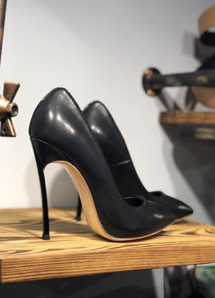 Туфли кожаные4 фото