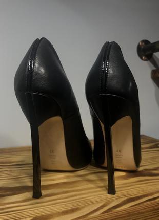 Туфли кожаные6 фото