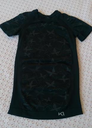 Термофутболка компресійна термо футболка спортивна доя спорта термобелье