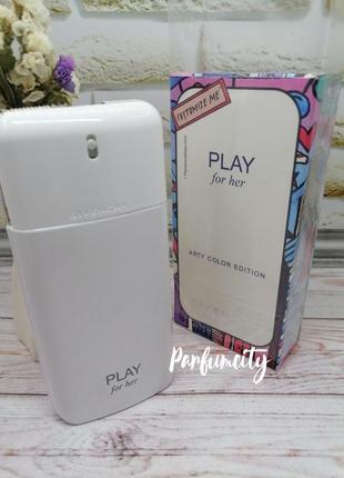 Lim.ed🌟givenchy play for her  парфюмированная вода