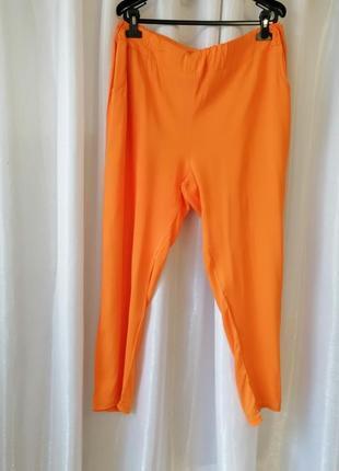 Брюки  летние штаны хлопок невесомый  штапель 100% натуральная ткань,  разные цвета