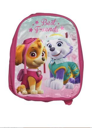 Рюкзак «щенячий патруль»