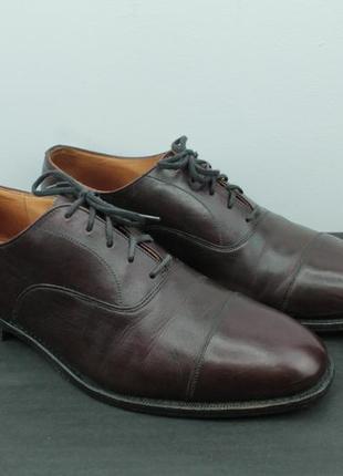 Премиальные туфли church's custom grade derby shoes