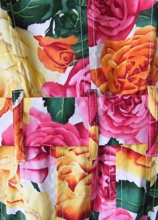 Распродажа платье karen millen c ярким принтом и поясом c cайта asos8 фото