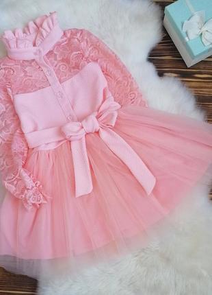 Миленькое платье с поясочком, предзаказ