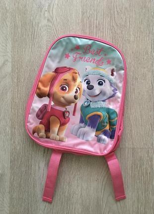 Рюкзак для девочки nickelodeon {германия}
