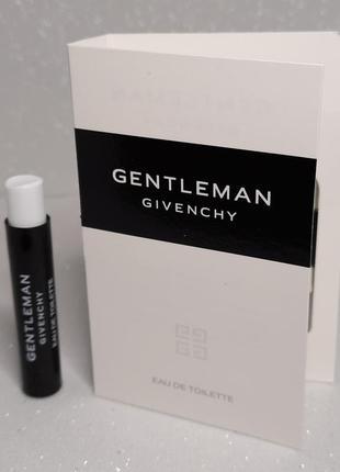 Пробник gentleman (2017) givenchy