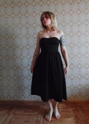 Платье длинное asos