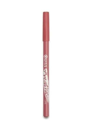 """quiss"" creative lips,контурный карандаш для губ"