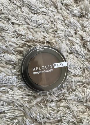 Новые тени для бровей