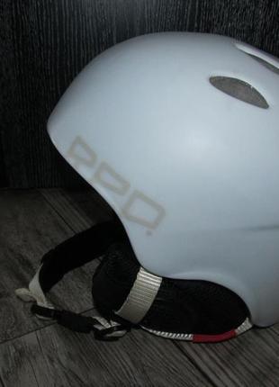 Шлем горнолыжный reo размер s 56см