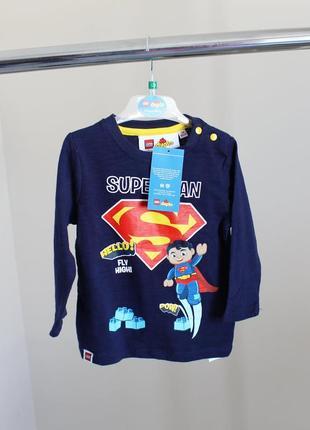 Superman lego реглан