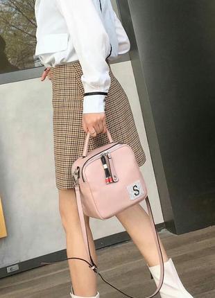 Женская кожаная сумочка,  сумка натуральная кожа