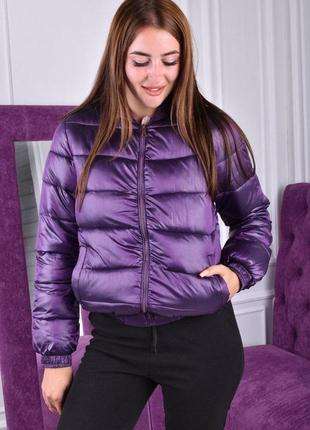 Демисезонные женские куртки, размер s, m