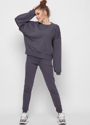 Женские однотонные брюки разные цвета