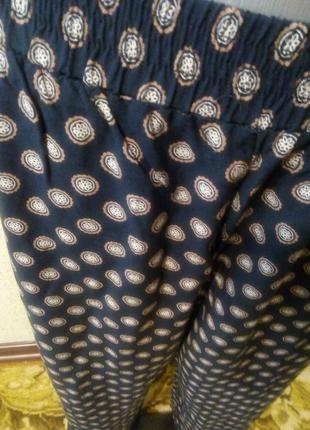 Легкие брюки 100% вискоза3 фото