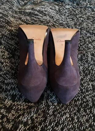 Мягкие, удобные туфельки от clarks, 6/393 фото