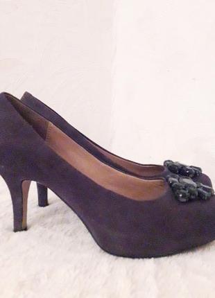 Мягкие, удобные туфельки от clarks, 6/395 фото