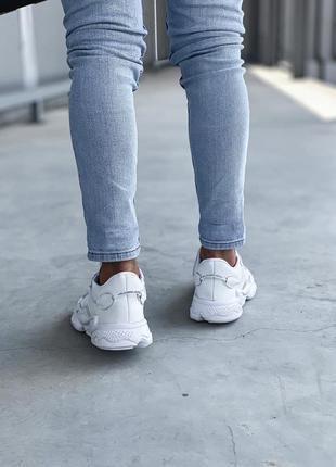 Adidas ozweego 🍏 стильные женские мужские кроссовки адидас озвиго9 фото