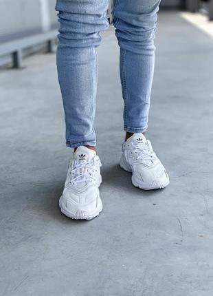 Adidas ozweego 🍏 стильные женские мужские кроссовки адидас озвиго6 фото