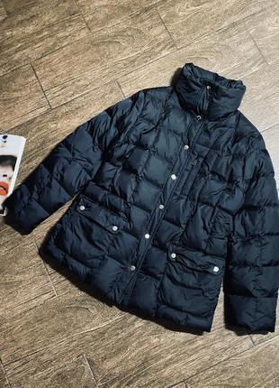 Очень красивый пуховик/пуховая куртка известного бренда1 фото