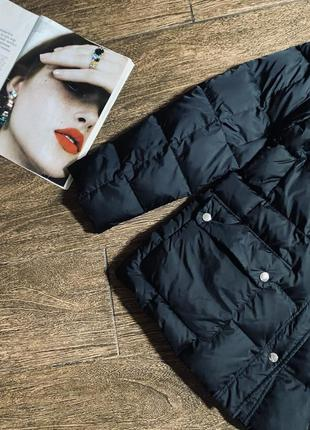 Очень красивый пуховик/пуховая куртка известного бренда9 фото