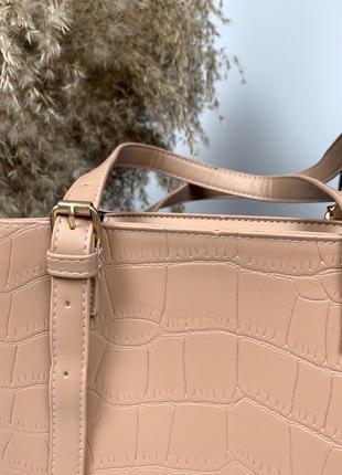 Нова вміста сумка з довгою та короткою ручками7 фото