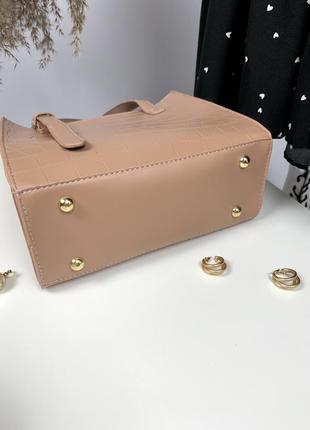 Нова вміста сумка з довгою та короткою ручками4 фото