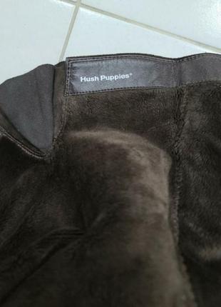 Жіночі натуральні замшеві чоботи в ідеальному стані.6 фото