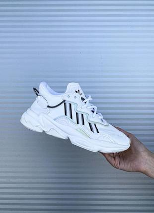 Adidas ozweego 🍏 стильные женские кроссовки адидас1 фото