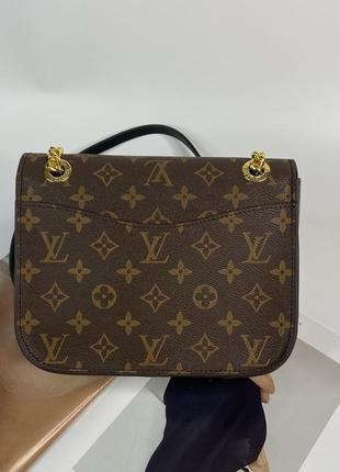 Женская сумка на и через плечо жіноча сумочка на цепочке кросс-боди6 фото