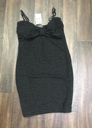Фактурное платье по фигуре2 фото