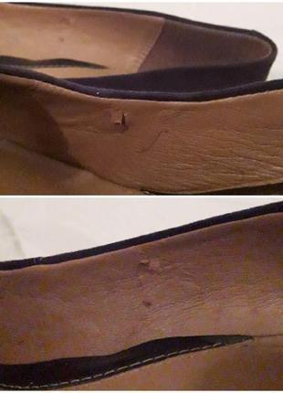 Мягкие, удобные туфельки от clarks, 6/398 фото
