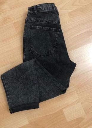 Крутые джинсы мом6 фото